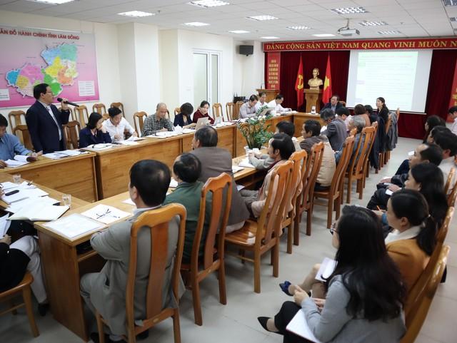 Tổng cục trưởng Tổng cục Dân số kiểm tra, giám sát Chương trình mục tiêu Y tế - Dân số tại Lâm Đồng - Ảnh 2.