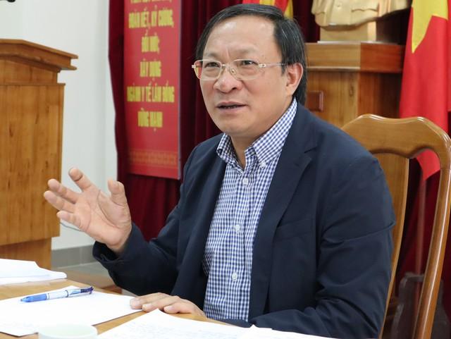 Tổng cục trưởng Tổng cục Dân số kiểm tra, giám sát Chương trình mục tiêu Y tế - Dân số tại Lâm Đồng - Ảnh 1.