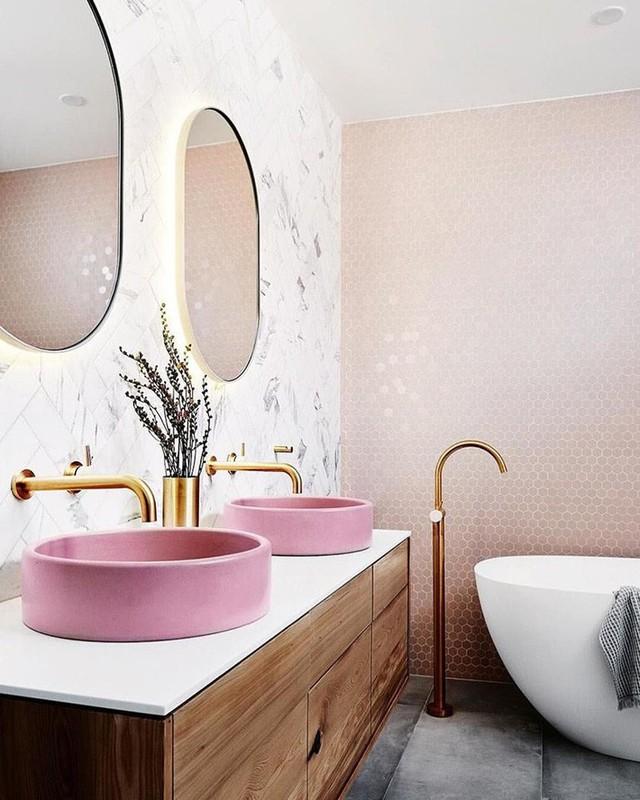 Bồn rửa tay xi măng - lựa chọn tuyệt hảo mà mọi gia đình không nên bỏ lỡ - Ảnh 19.