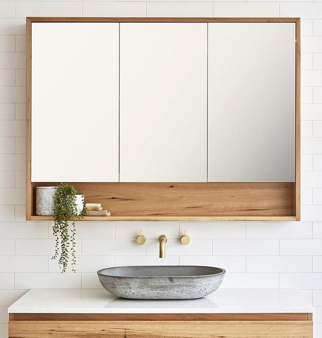 Bồn rửa tay xi măng - lựa chọn tuyệt hảo mà mọi gia đình không nên bỏ lỡ - Ảnh 7.