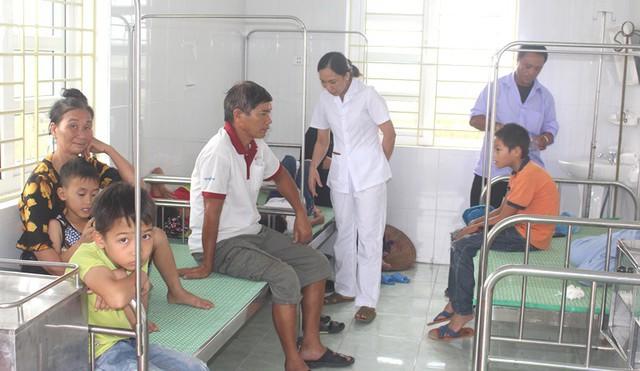 Diễn biến bất ngờ vụ nhiều học sinh tiểu học ở Hải Dương nhập viện chưa rõ nguyên nhân - Ảnh 2.