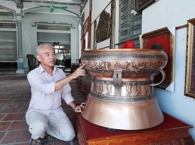 Mục sở thị gia tài khổng lồ của người đàn ông lập 4 kỷ lục Guinness Việt Nam - Ảnh 6.