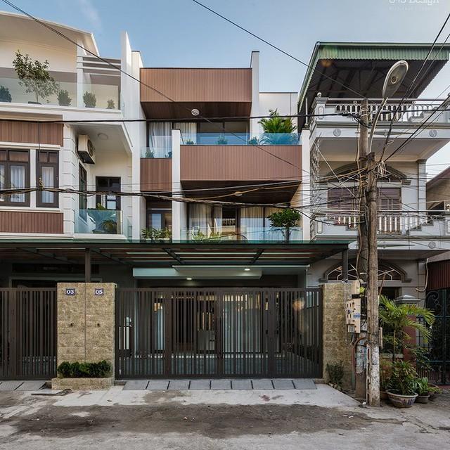 Khách sạn ẩn trong ngôi nhà ống Quảng Ninh  - Ảnh 1.