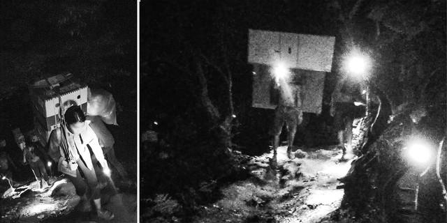 """Xâm nhập đường dây """"đánh hàng"""" miền biên viễn Lạng Sơn: Hàng lậu ồ ạt xuyên đêm tuồn về Việt Nam - Ảnh 2."""
