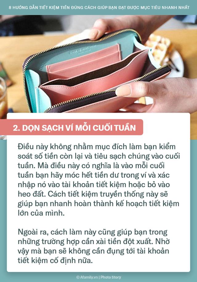 Bạn sẽ cảm thấy hối hận nếu không biết sớm hơn 8 hướng dẫn tiết kiệm tiền cực bổ ích này - Ảnh 2.