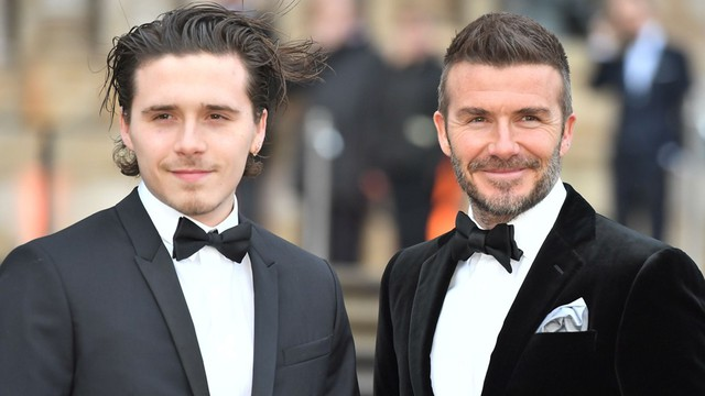 Cậu cả nhà Beckham sở hữu tài sản khiêm tốn và bị chê bất tài - Ảnh 1.