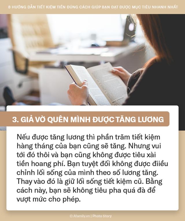 Bạn sẽ cảm thấy hối hận nếu không biết sớm hơn 8 hướng dẫn tiết kiệm tiền cực bổ ích này - Ảnh 3.