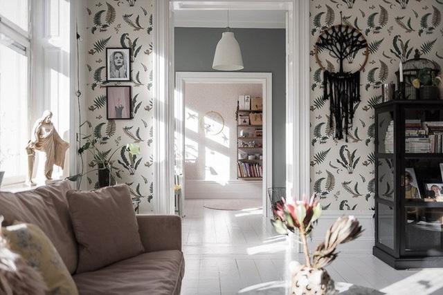 Điểm chút sắc hồng cho căn hộ, không gian nhà vẫn sang trọng đến từng chi tiết - Ảnh 11.