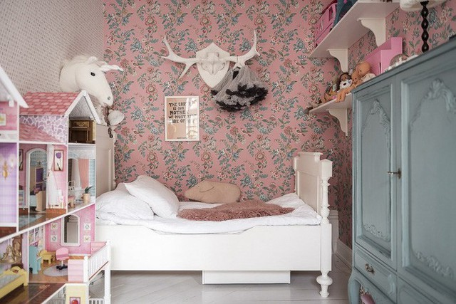 Điểm chút sắc hồng cho căn hộ, không gian nhà vẫn sang trọng đến từng chi tiết - Ảnh 14.
