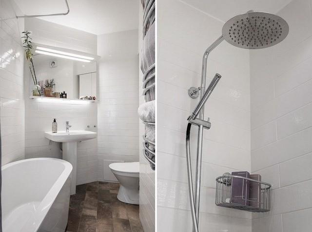 Điểm chút sắc hồng cho căn hộ, không gian nhà vẫn sang trọng đến từng chi tiết - Ảnh 15.