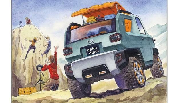 Ôtô siêu tiện dụng, phổ biến tại Nhật Bản nhưng khó bán ở Việt Nam - Ảnh 19.