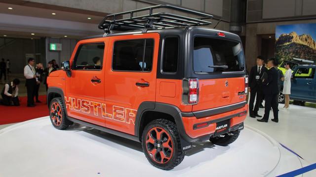 Ôtô siêu tiện dụng, phổ biến tại Nhật Bản nhưng khó bán ở Việt Nam - Ảnh 22.