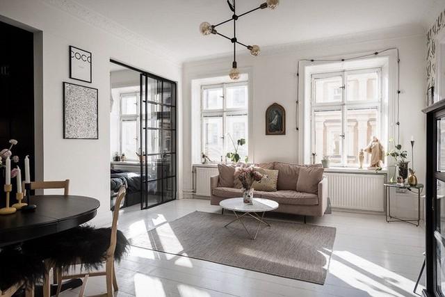 Điểm chút sắc hồng cho căn hộ, không gian nhà vẫn sang trọng đến từng chi tiết - Ảnh 5.