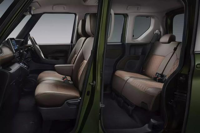 Ôtô siêu tiện dụng, phổ biến tại Nhật Bản nhưng khó bán ở Việt Nam - Ảnh 6.