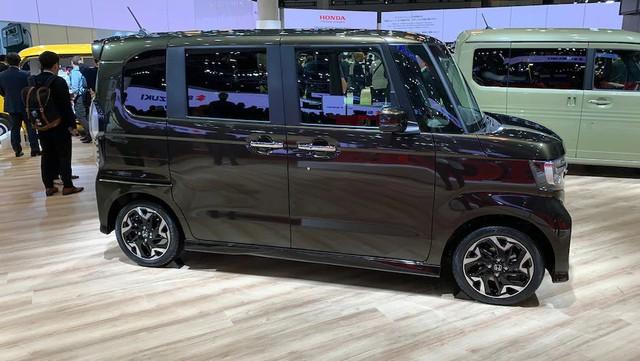 Ôtô siêu tiện dụng, phổ biến tại Nhật Bản nhưng khó bán ở Việt Nam - Ảnh 9.