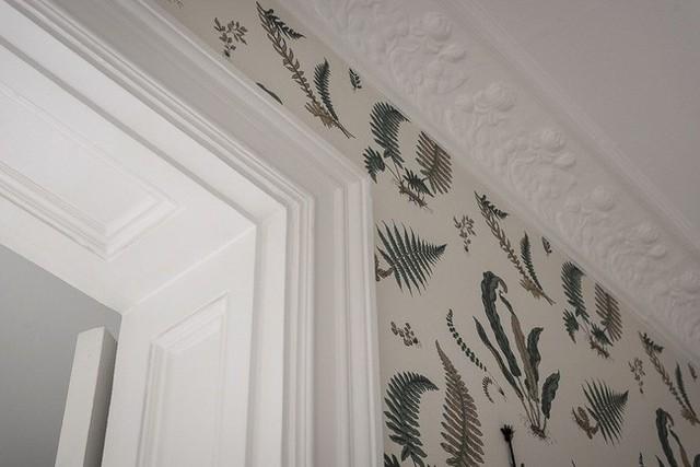 Điểm chút sắc hồng cho căn hộ, không gian nhà vẫn sang trọng đến từng chi tiết - Ảnh 10.