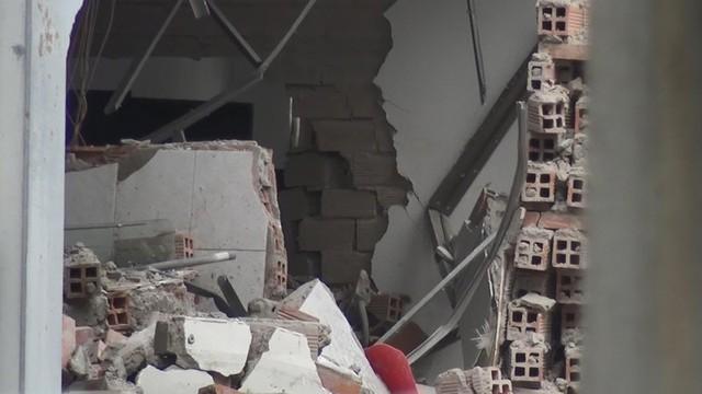 Nổ Cục thuế Bình Dương: Đã triệu tập nghi can liên quan đến vụ nổ - Ảnh 1.