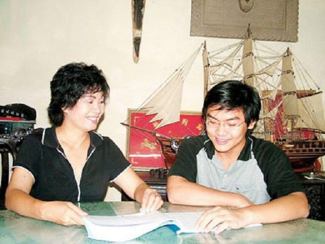 Thông tin bất ngờ về con trai chung duy nhất của Thanh Bạch, Xuân Hương - Ảnh 2.