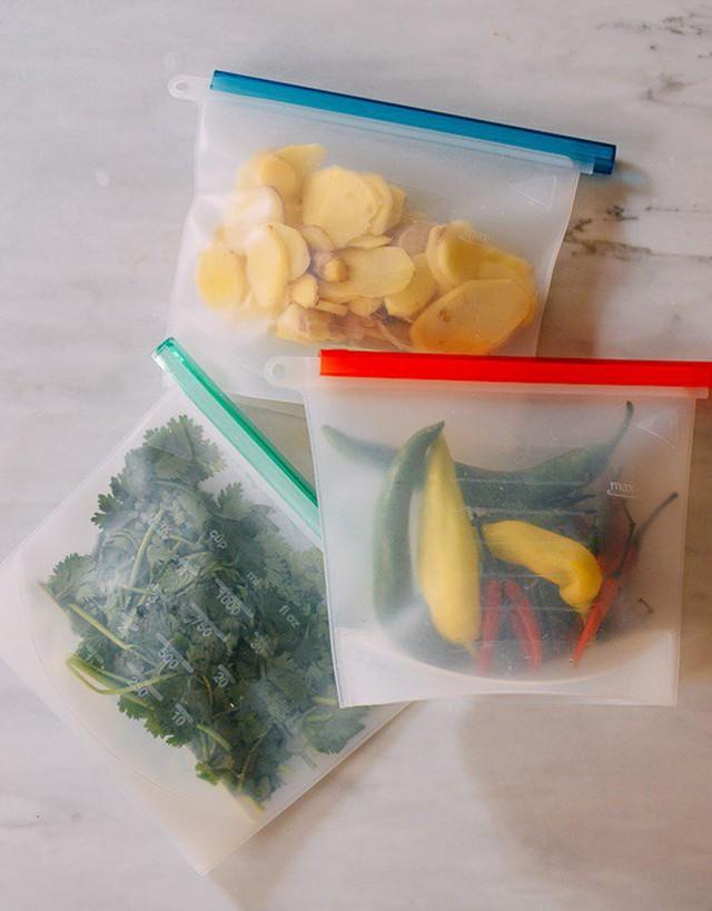 Mẹo trữ đông các loại rau gia vị tươi lâu, mở tủ lạnh ra là có, đỡ mất công mua  - Ảnh 11.