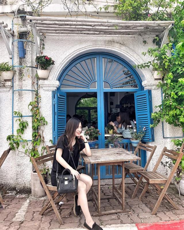 Thu sang, lang thang 5 quán cà phê view tình, đẹp nhất Hà Nội - Ảnh 14.