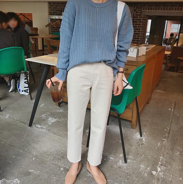 Mùa nào quần áo nấy, bạn cứ phải sắm đủ 5 mẫu quần dài sau thì mới yên tâm mặc đẹp suốt thu được - Ảnh 18.
