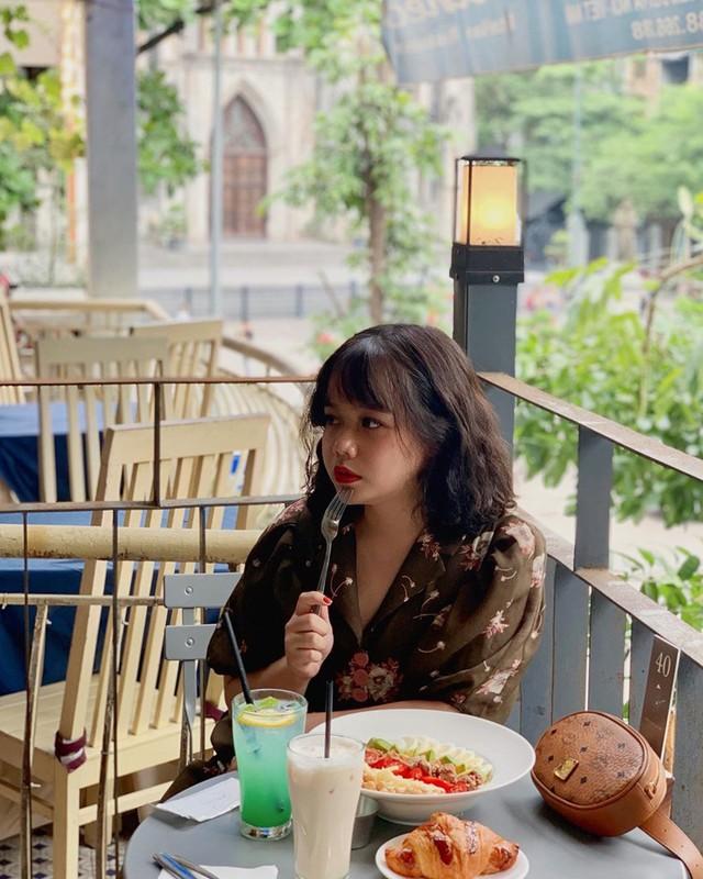 Thu sang, lang thang 5 quán cà phê view tình, đẹp nhất Hà Nội - Ảnh 7.