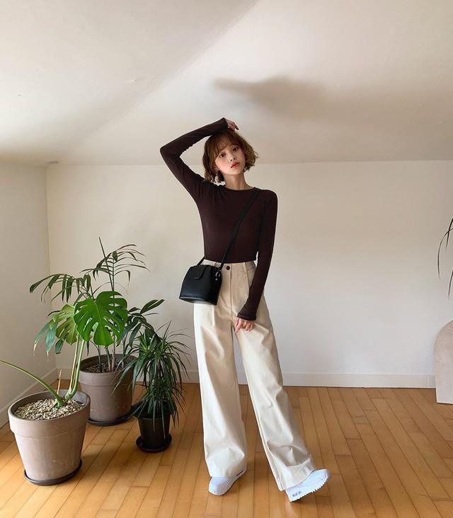 Mùa nào quần áo nấy, bạn cứ phải sắm đủ 5 mẫu quần dài sau thì mới yên tâm mặc đẹp suốt thu được - Ảnh 9.