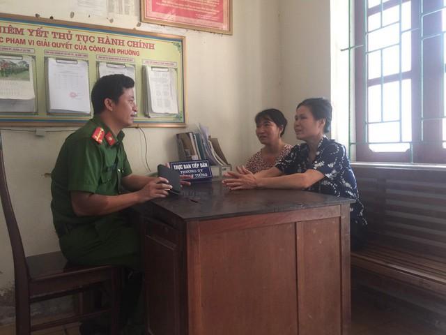 Hành động đẹp của 2 người phụ nữ nghèo ở Hà Tĩnh nhặt được hơn 20 triệu đồng - Ảnh 1.