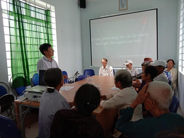 Khánh Hòa: Chủ động thích ứng với già hóa dân số - Ảnh 1.