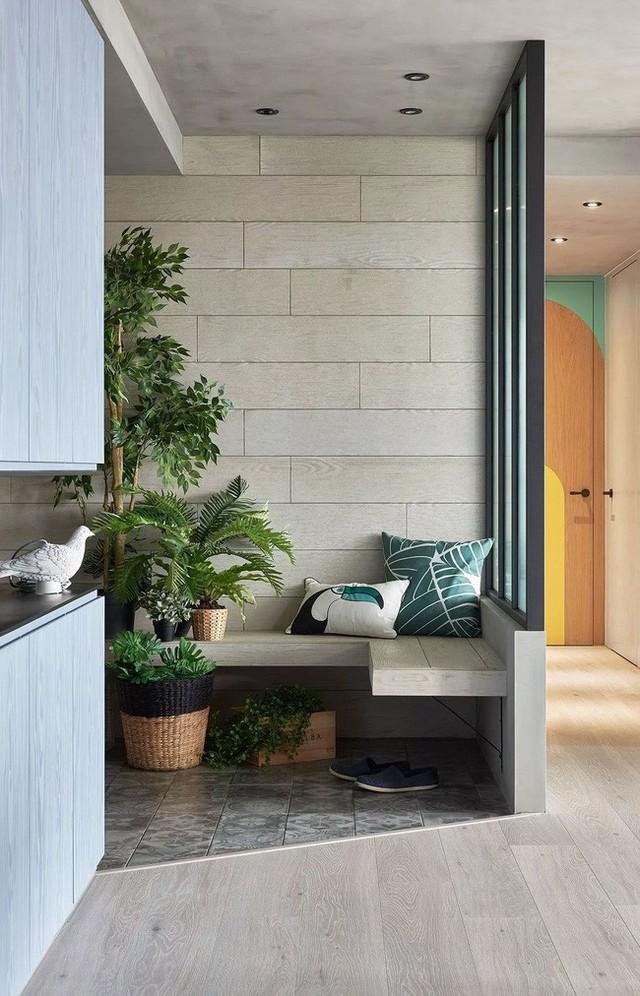 Căn hộ màu xanh đậm có cách sắp đặt nội thất khoa học tuyệt vời - Ảnh 13.