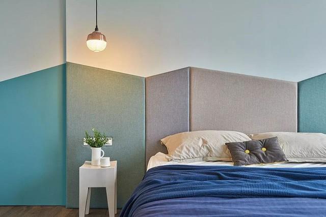 Căn hộ màu xanh đậm có cách sắp đặt nội thất khoa học tuyệt vời - Ảnh 16.