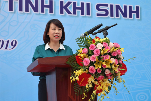 Quảng Ninh đi đầu thay đổi cách thức truyền thông về mất cân bằng giới tính khi sinh năm 2019 - Ảnh 4.