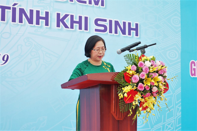 Quảng Ninh đi đầu thay đổi cách thức truyền thông về mất cân bằng giới tính khi sinh năm 2019 - Ảnh 2.