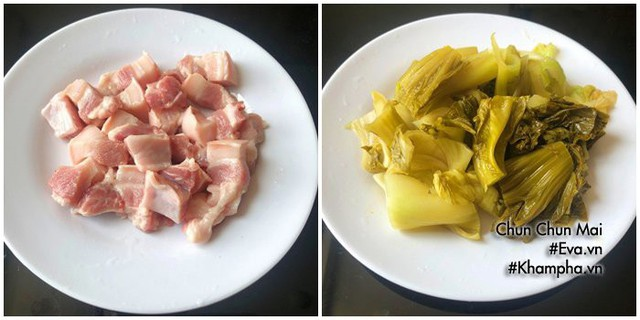 Thịt ba chỉ kho dưa cải chua khiến cơm nấu bao nhiêu cũng hết  - Ảnh 2.
