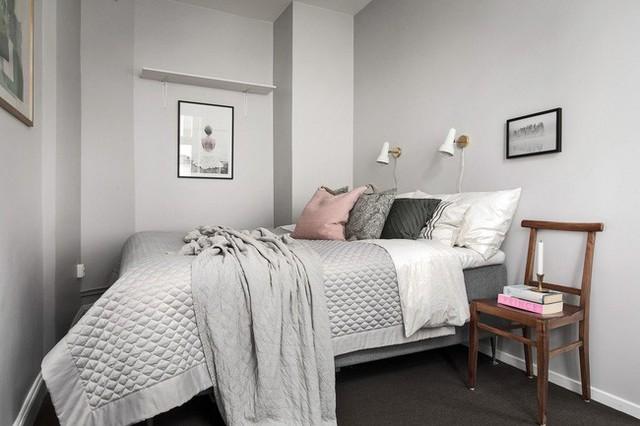 Căn hộ 86m² với 3 phòng ngủ được tận dụng tối ưu từng góc nhỏ rất đáng để tham khảo - Ảnh 15.