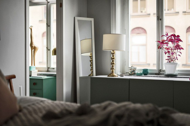 Căn hộ 86m² với 3 phòng ngủ được tận dụng tối ưu từng góc nhỏ rất đáng để tham khảo - Ảnh 16.