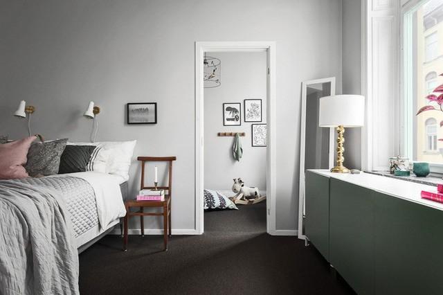 Căn hộ 86m² với 3 phòng ngủ được tận dụng tối ưu từng góc nhỏ rất đáng để tham khảo - Ảnh 17.