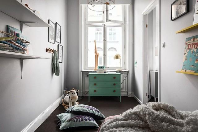 Căn hộ 86m² với 3 phòng ngủ được tận dụng tối ưu từng góc nhỏ rất đáng để tham khảo - Ảnh 18.