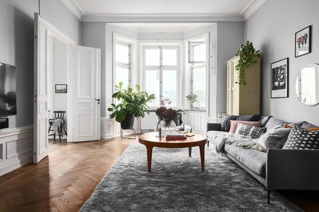 Căn hộ 86m² với 3 phòng ngủ được tận dụng tối ưu từng góc nhỏ rất đáng để tham khảo - Ảnh 6.