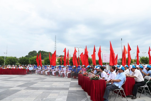 Quảng Ninh đi đầu thay đổi cách thức truyền thông về mất cân bằng giới tính khi sinh năm 2019 - Ảnh 1.