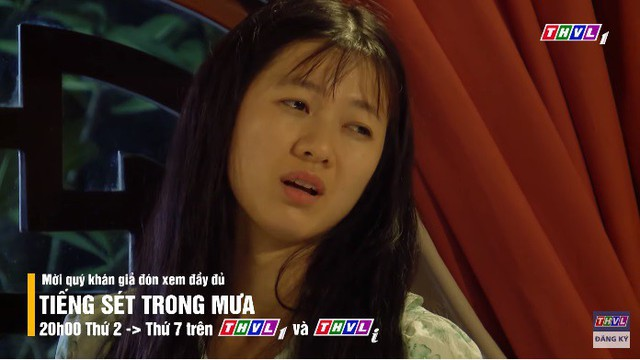 Tiếng sét trong mưa tập 32: Lộ chuyện loạn luân với mẹ kế, Thanh Bình chi tiền bịt miệng em gái - Ảnh 2.