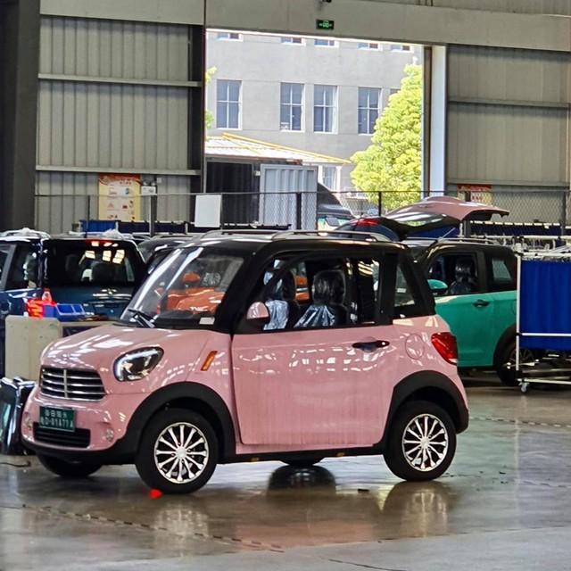 """Xe ô tô chạy bằng điện có giá 75 triệu đồng của Thái đang """"hot"""" nhất MXH - Ảnh 1."""