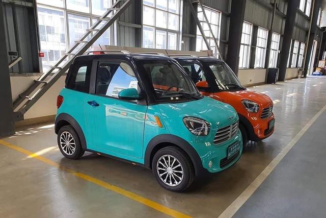 """Xe ô tô chạy bằng điện có giá 75 triệu đồng của Thái đang """"hot"""" nhất MXH - Ảnh 2."""