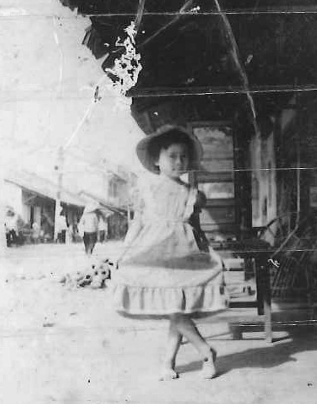 Ảnh hiếm về thời thơ ấu của Ngô Thanh Vân - Ảnh 1.