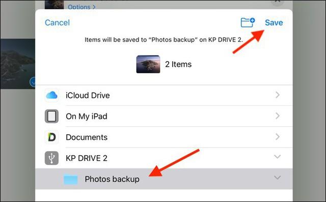 Hướng dẫn sao chép, sao lưu dữ liệu trên iphone, ipad sang các thiết bị lưu trữ ngoài - Ảnh 13.