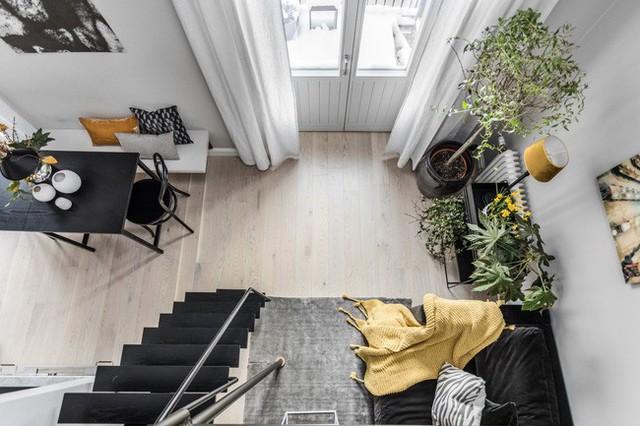 Nhà nhỏ chỉ 31m² được thiết kế tận dụng tối đa không gian theo chiều dọc - Ảnh 16.