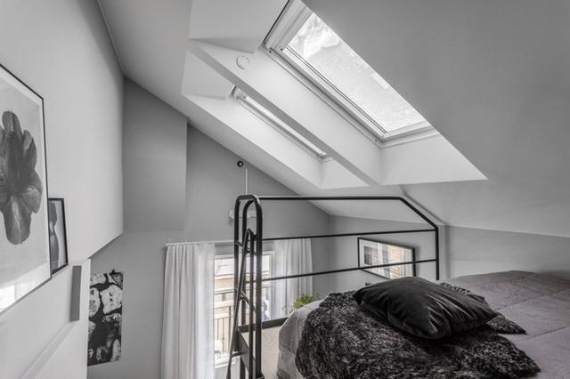 Nhà nhỏ chỉ 31m² được thiết kế tận dụng tối đa không gian theo chiều dọc - Ảnh 17.