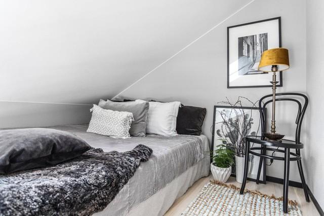 Nhà nhỏ chỉ 31m² được thiết kế tận dụng tối đa không gian theo chiều dọc - Ảnh 18.
