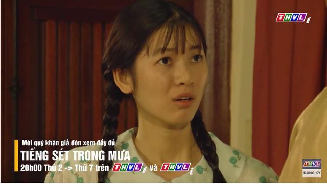 Tiếng sét trong mưa tập 32: Lộ chuyện loạn luân với mẹ kế, Thanh Bình chi tiền bịt miệng em gái - Ảnh 4.