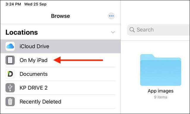 Hướng dẫn sao chép, sao lưu dữ liệu trên iphone, ipad sang các thiết bị lưu trữ ngoài - Ảnh 4.